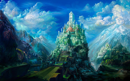 Fantasy Art Scenery Wallpapers